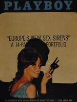 Playboy September 1963     #B8704