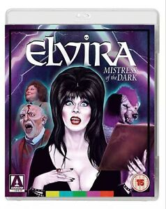 Elvira [Blu-Ray] Horror Comedy