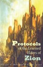 Protocols of the Learned Elders of Zion by Nilus, Sergei -Paperback