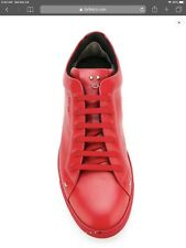 Fendi Classic Lace-up Sneakers Men's Sneakers Size 9 US 8 UK