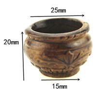1:12 Miniature ceramic can dollhouse diy doll house decor accessories Fm
