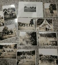 More details for scouting 6th stirling boy scouts camp ochtertyre crieff 1946 card & photographs