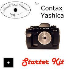 Skink Pinhole Pancake Obiettivo STARTER KIT Yashica FR pacchetto accessori