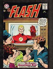 Flash #149 ~ The Flash's Sensational Risk ~ 1964 (Grade VF-) WH