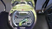 Brother P-touch Personal Handheld Labeler PT70BM Label Maker & White Tape NEW