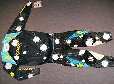 THOR CORE FLUX Combo SEEK n Destroy Hose Jersey 36/XL NEU Cross MTB Yamaha YZ-F