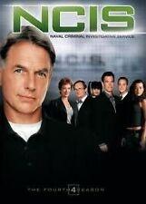 NCIS SEASON 4-6 DVD SET POLICE INVESTIGATION ACTION TRILLER MARK HARMON  NEW