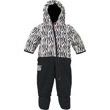 Roxy Sweet Pea Baby Suit One Piece Snowsuit (12 months) Zebra