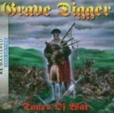 Grave Digger Tunes of War Remastered 2006 CD Album