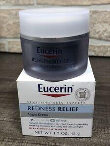 EUCERIN REDNESS RELIEF NIGHT CREME 1.7 OZ - JL 12967