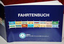 Mercedes-Benz Fahrtenbuch MBIG W110, W111, W113, W120, W108, W126, R107