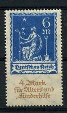 Dt. Reich: Mi.Nr.233DD postfrisch, Kurzbefund Bauer BPP. Mi: 380,-