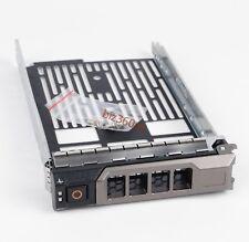 Dell 3.5 SAS SATA Tray Caddy Sled F238F Poweredge T710 T610 T410 T310 T420 T320