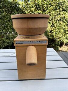 Komo Getreidemühle Fidibus 21 elektrisch Kornmühle Schrotmühle