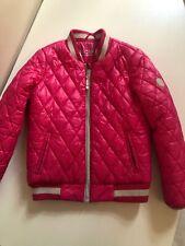 Michael Kors Kinder Jacke pink Übergangsjacke Gr 116 6 6x Top Stylisch