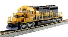 Kato 37-6617 HO Scale EMD SD40-2 Mid-Production AT&SF #5088 DC/DCC Ready 376617