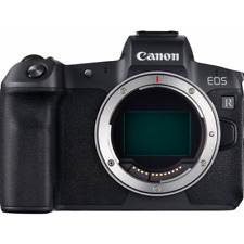 Canon EOS R Mirrorless Digital Camera Body Black (multi)