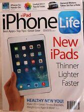 iPHONE LIFE Magazine + iPad New iPads 2014 Fitness Bracelets Weight-Loss APPS