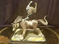 Legend Of Zelda First4Figures Twilight Princess Wolf Link And Midna Statue