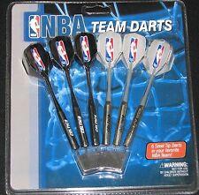 Boston CELTICS ~ Steel Tip Darts  Set of 6 Darts