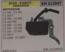 A411000150 BOBINA ELETTRONICA MOTOSEGA ECHO KIORITZ HOKKAIDO CS 341 345 346 350