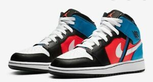 DEADSTOCK Nike Air Jordan 1 Mid Game Time GS CV4891-001 Size 6Y FREE SHIPPING!!