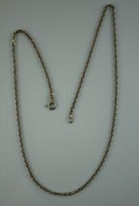 Silberkette Kette Silber 925 - 45 cm - Ø 2,2 mm - 6,41  g