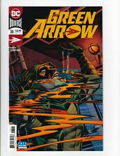 Green Arrow (2016) #36 NM- 9.2 Cover A DC Comics; $4 Flat-Rate Shipping!