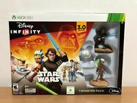 Disney Infinity 3.0 Edition Star Wars Video Games Starter Pack XBOX 360