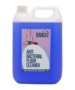 Anti-Bac Floor Cleaner and Cleanser 5L Jerry Alpine