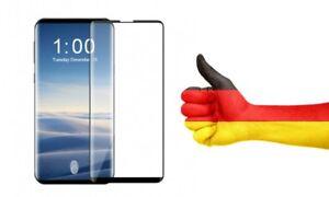 6D Abgerundete Displayschutzfolie Samsung  S10  S10 Plus S10  Lite