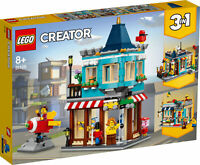 31105 LEGO Creator Townhouse Toy Store 554 Pieces Age 5 Years+