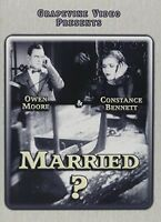 Married (1926) [New DVD] Silent Movie