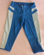 Girls Lululemon Pants Size 4 Blue EUC