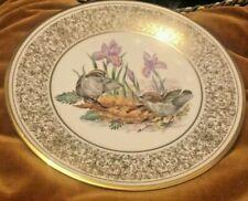 Lenox Edward Marshall Limited Edition Boehm Bird Plates 1975 & 1979, Lot Of 2