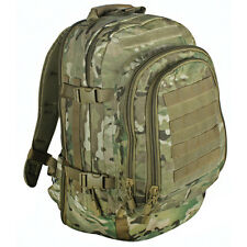 NEW - Military Tactical Duty Modular MOLLE Backpack - Genuine Multicam Camo