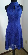 NWOT DECODE 1.8 ROYAL BLUE GLITTERY PARTY DRESS-MODCLOTH DON'T WAIT UP DRESS 4