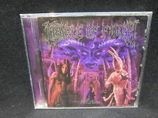 Cradle of Filth - Midian - Excellent - New Case!!!!!