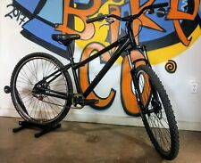 "Roland El Toro 29er Single Speed Trail Mountain Bike - 15"" Small Black SS MTB"