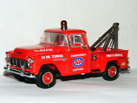 Matchbox Collectibles YRS01-M 1956 Chevrolet 3100 Pickup AAA Towing 1/43