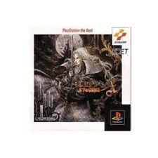 PS1 CASTLEVANIA Akumajo Dracula X the Best Japan PS PlayStation 1 F/S