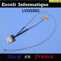 CABLE de VÍDEO LCD FLEX para Asus A555l F555l K555l R556l X554l X555ld Y583l FRA