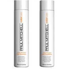 Paul Mitchell Color Care Protect Daily Hair Shampoo And Conditioner 2 x 300ml