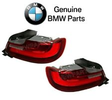 NEW F22 F23 230i M240i Pair Set of Left and Right Taillights Rear Lamps Genuine