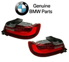NEW F22 F23 230i M240i Pair Set of Left & Right Taillights Rear Lamps Genuine