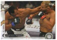 2015 Topps UFC Chronicles #169 Alcantara vs Dias
