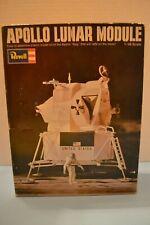 REVELL APOLLO LUNAR MODULE 1/48 SCALE YEAR 1969