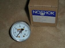 RARE NoShok Predator Carburetor Fuel Pressure Gauge Rebuild / Overhaul Parts Kit