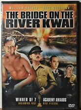 Dvd Bridge on the River Kwai Nice Us Issue William Holden Classic Wwii War Drama