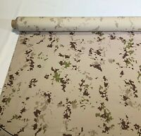 """Special Forces Tan Digital Nylon Cotton Ripstop Fabric 60"""" W Ny/Co Camo By Yard"""